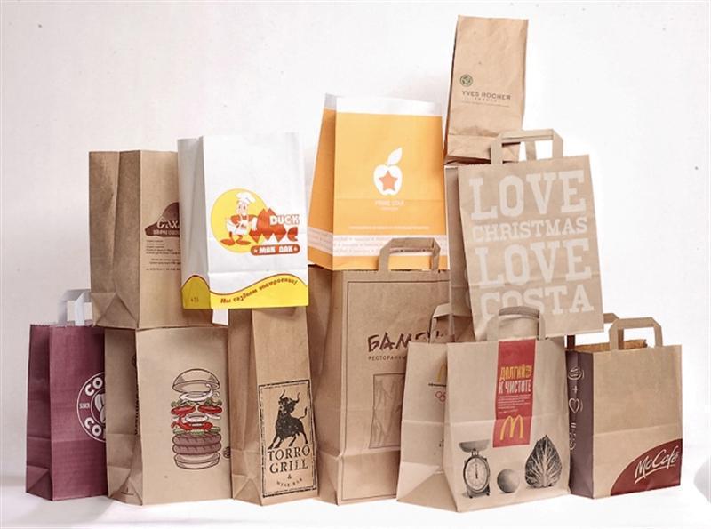 Печать на пакетах: как и где можно ее заказать?